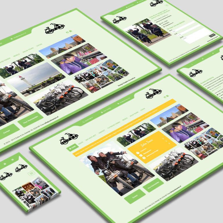 Responsive Webdesign Solex en Zo