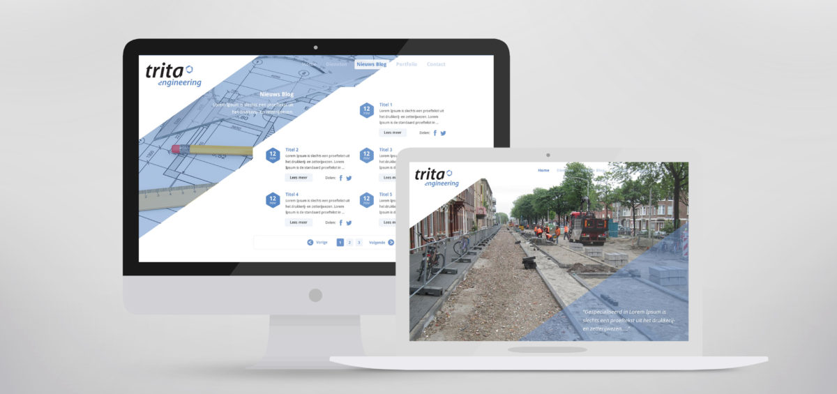 Trita Engineering Responsive Webdesign